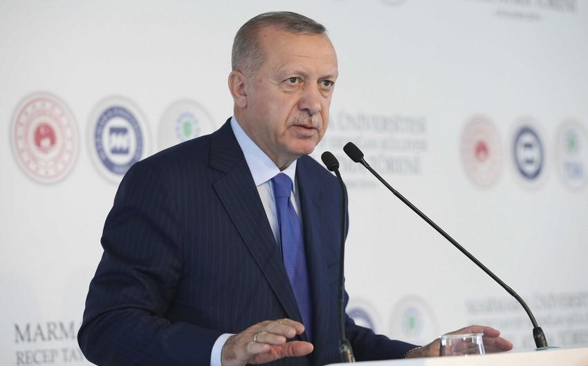 Prezident: Türkiyənin üzv olmadığı Avropa İttifaqı güc mərkəzi sayıla bilməz