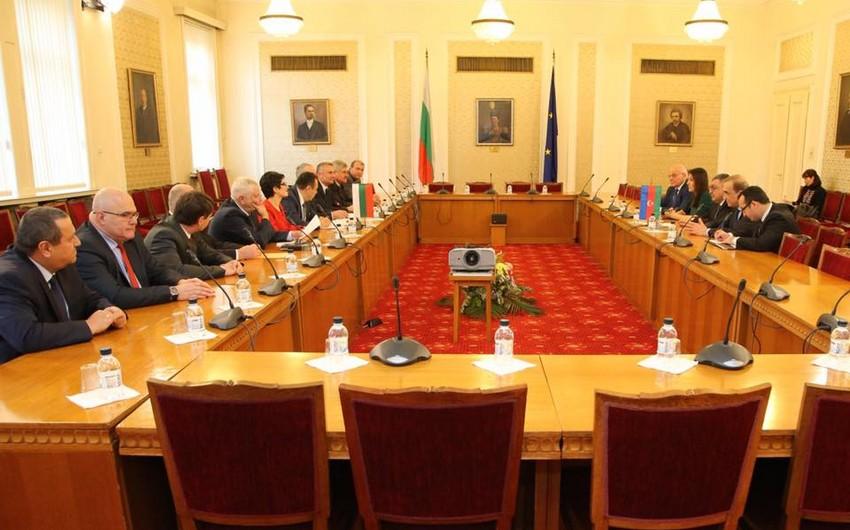 Azərbaycanlı deputatlar Bolqarıstanda bir sıra görüşlər keçiriblər