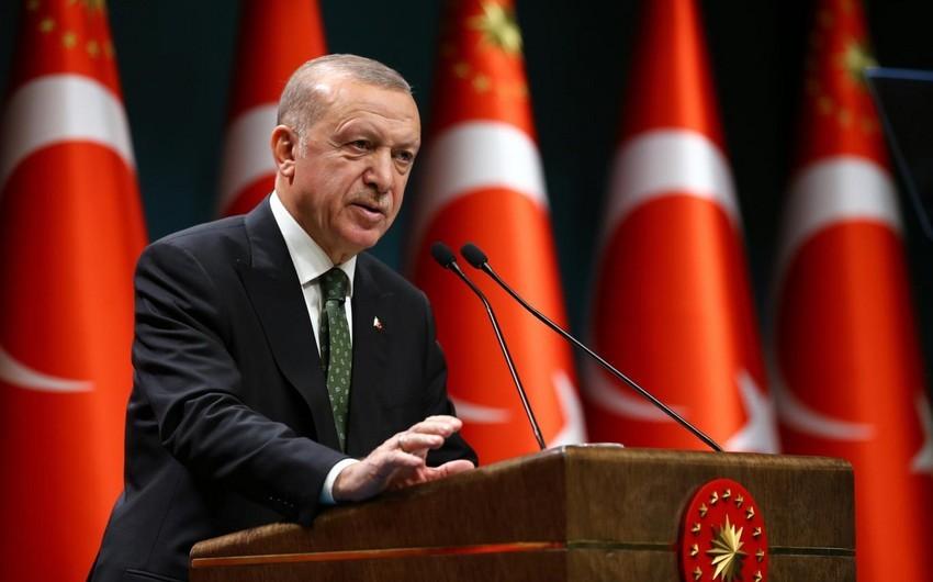 Эрдоган: Мировое сообщество противостоит крупнейшему глобальному вызову XXI века