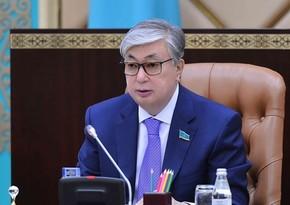Qazaxıstan Prezidenti: Azərbaycan BMT Nizamnaməsinə müvafiq olaraq ərazi bütövlüyünü bərpa etməyi bacardı