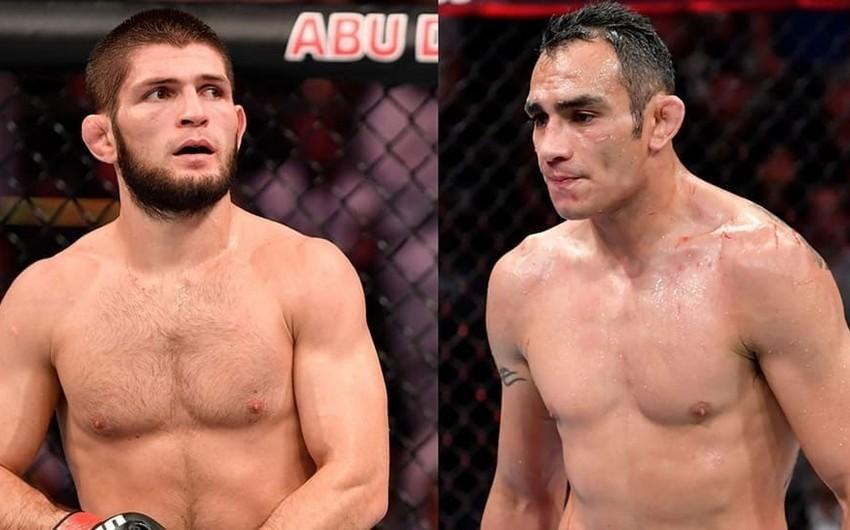 UFC prezidenti Həbib Nurməhəmmədovla Toni Ferqyusonun döyüşünün vaxtını açıqlayıb