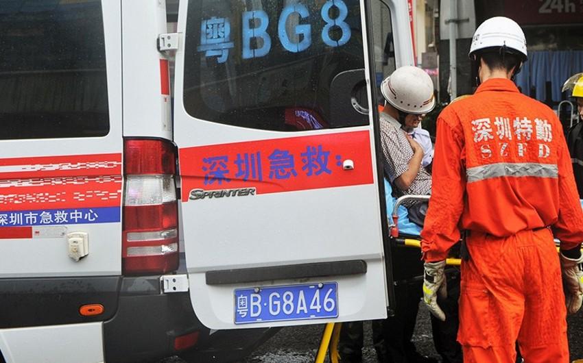 Çində 59 nəfər naməlum pnevmaniyaya yoluxub