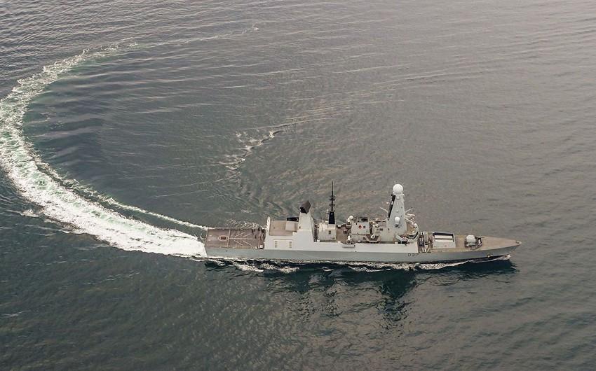 NATO-nun iki döyüş gəmisi Qara dənizə daxil olub