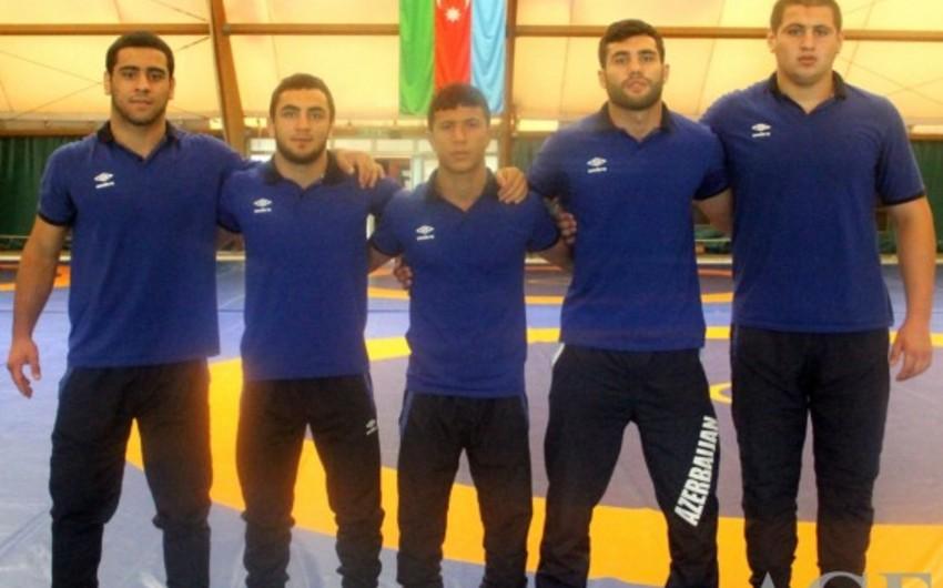 Azərbaycan güləşçisi dünya çempionatında finala yüksəlib