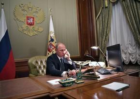 Putin, Pashinyan mull situation around Nagorno-Karabakh