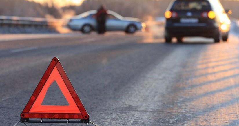 В Дашкесане произошла авария со смертельным исходом