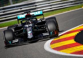 Formula 1: Belçika Qran-prisinin qalibi məlum oldu