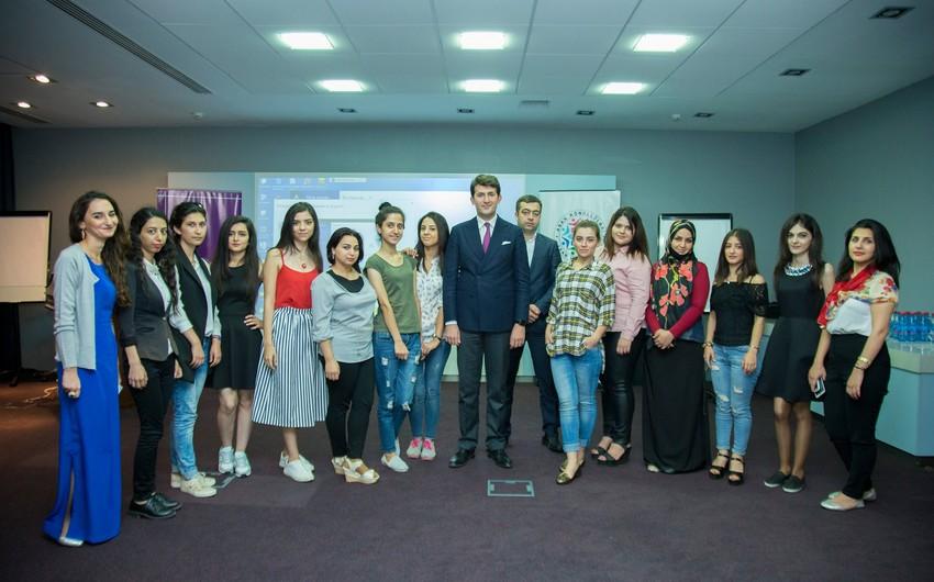 Gənc jurnalistlər üçün yeni layihəyə başlanılıb