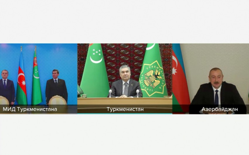 «Достлуг» - гарантия стабильного развития Каспийского региона