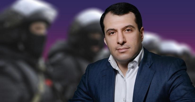 Yerevanda Azərbaycan əleyhinə bəyanat verən separatçı vəzifədən qovuldu
