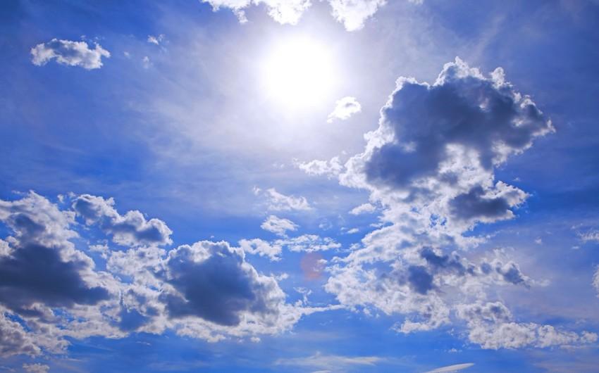 Qurban bayramı gününə olan hava proqnozu açıqlanıb