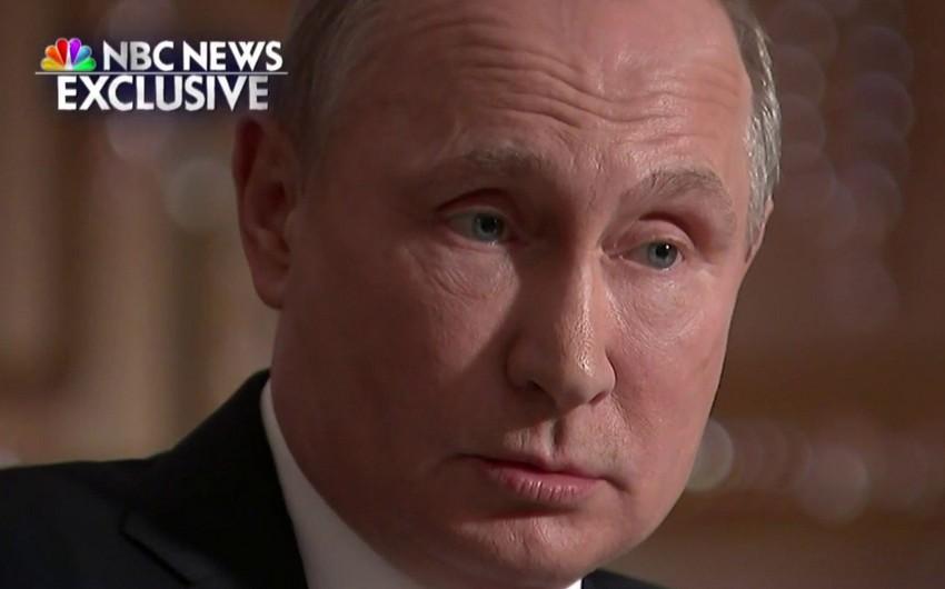 Путин рассказал американским СМИ о новейших системах стратегического оружия России
