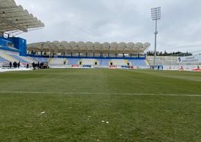 Stadionlar Azərbaycan Premyer Liqasının oyunlarına hazırdır