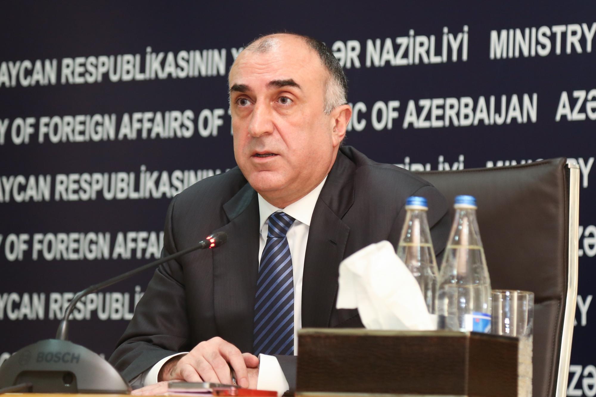Глава МИД: Азербайджан и Грузия поддерживают друг друга на международной арене