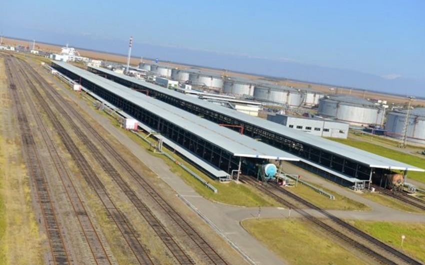 Kulevi terminalındakı dəmir yolu xəttinin mərkəzləşdirilmiş avtomatik nəzarət sistemi modernləşdirilib