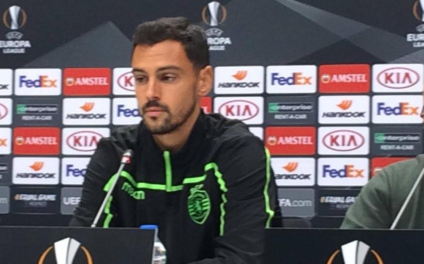 Sportinqin futbolçusu: Qarabağ cinah ötürmələrinə bel bağlayan komandadır