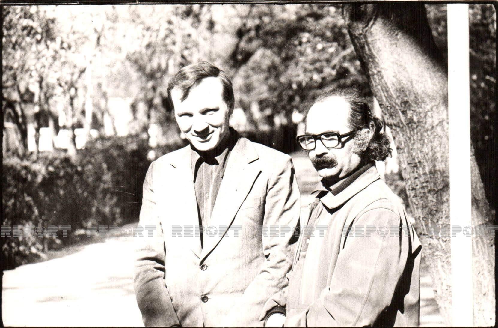 Mikola Miroşniçenko və Abbas Abdulla