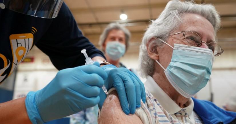 ABŞ-da üçüncü doz vaksinasiya çağırışı edilib