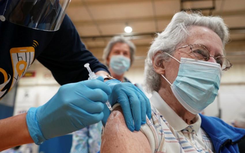Bu ölkədə üçüncü doz vaksinasiya çağırışı edildi