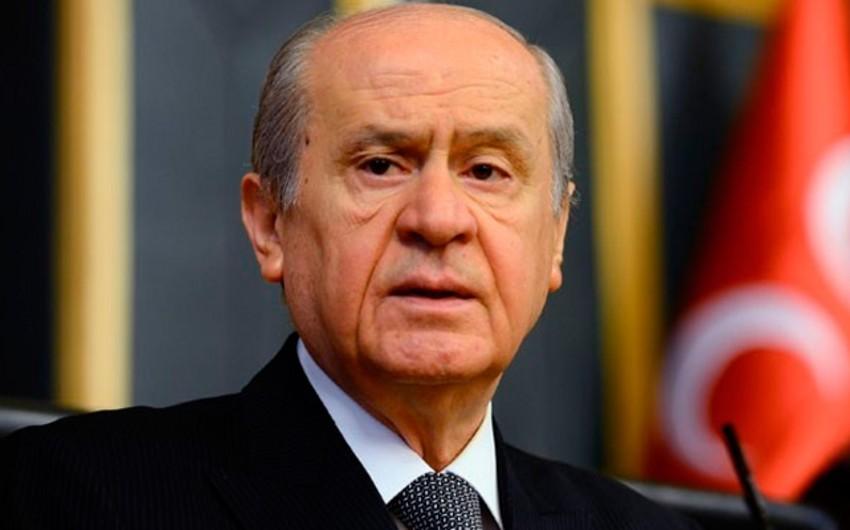 Dövlət Bağçalı: Koalisiya hökumətinin AKP-CHP arasında qurulacağı ehtimalı böyükdür