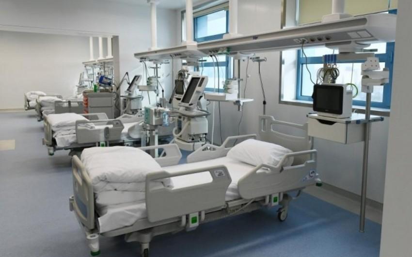 Yeni klinikada müalicə alan xəstələrin sayı açıqlandı