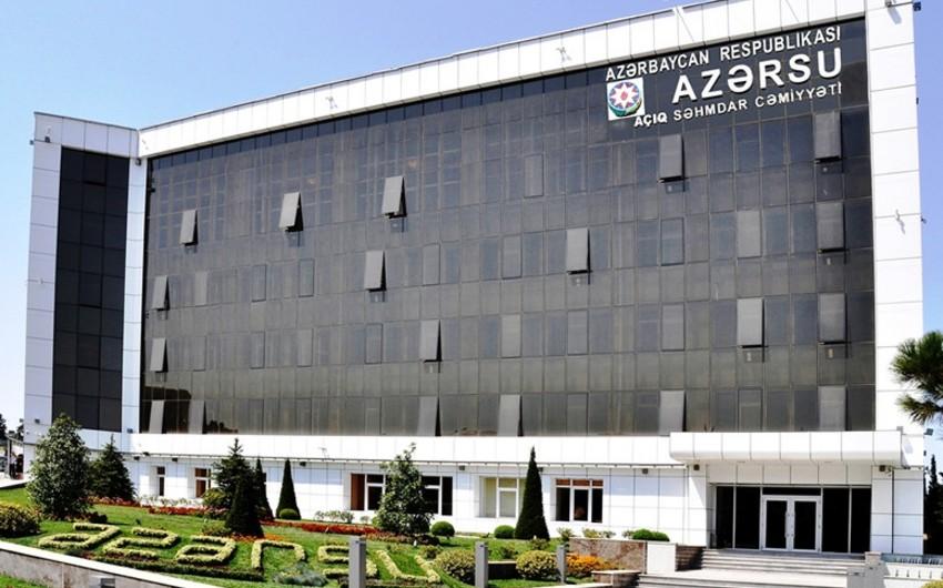 """""""Azərsu"""" ASC-nin strukturunda Kəlbəcər Sukanal İdarəsi yaradılıb"""
