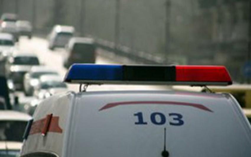 В Геранбое перевернулся Opel, пострадали 2 человека
