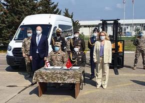 Турция начала восстановление военного аэродрома Марнеули в Грузии