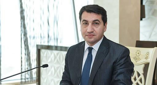 Hikmat Hajiyev: Coronavirus should be considered a war