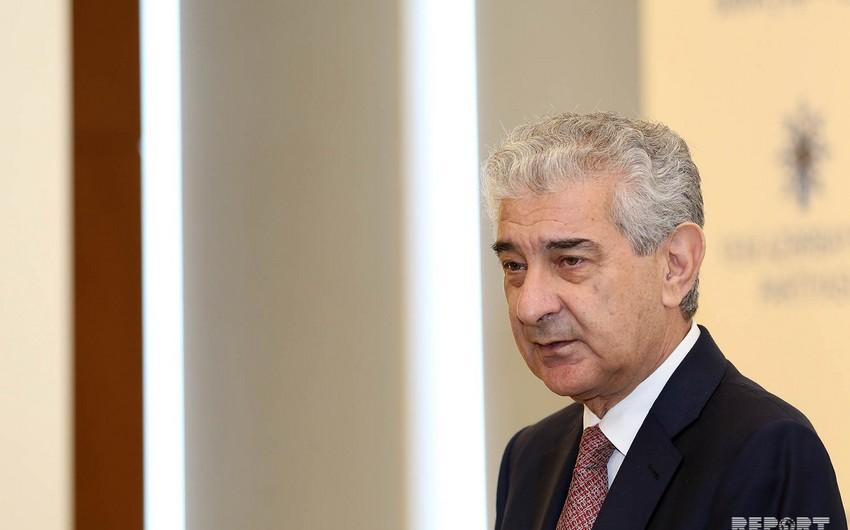 Али Ахмедов: Азербайджан - одна из самых стремительно развивающихся среди молодых стран мира