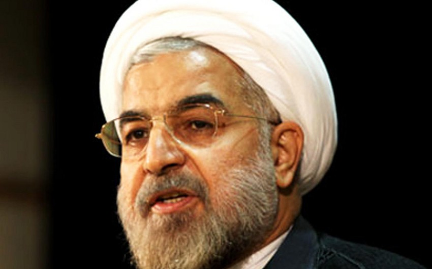 İran prezidentinin Rusiyaya ikigünlük rəsmi səfəri başlayıb