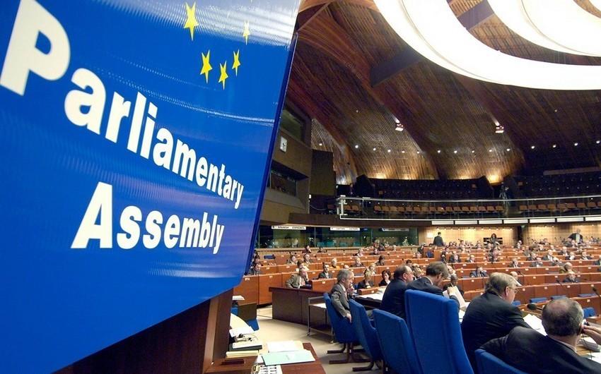 Deputatlar AŞPA-nın payız sessiyasında iştirak edəcəklər
