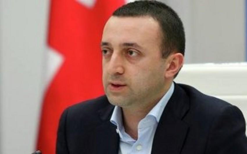 Gürcüstanın baş naziri: Biz ərazimiz bahasına heç bir kompromisə getmək niyyətində deyilik