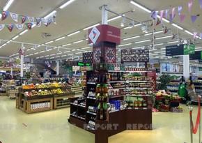 Moskvada Azərbaycan məhsullarının satıldığı daha bir stend açıldı
