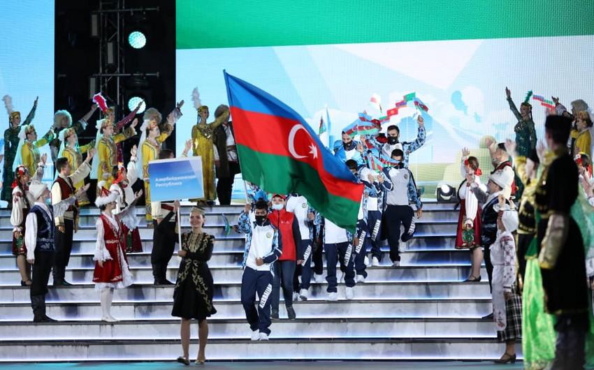 Состоялась церемония открытия I Игр стран СНГ