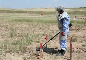 На освобожденных территориях найдены еще 104 мины
