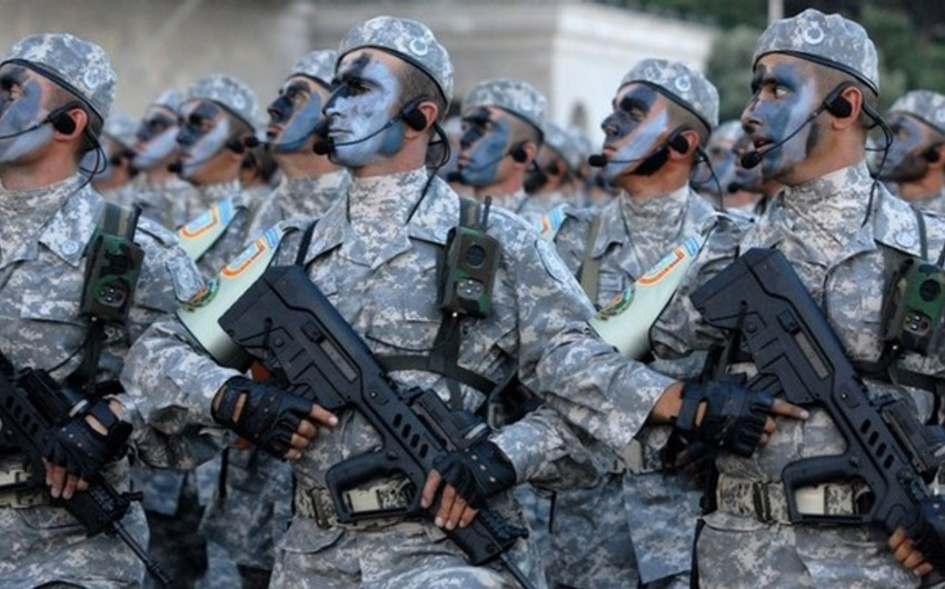 Azerbaijan ranks 11th in list of most militarized countries in the world