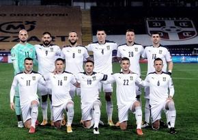 Serbiya yığması 3 futbolçusunu Bakıya gətirməyə bilər