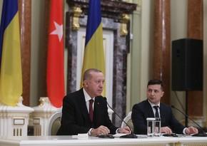 Türkiyə və Ukrayna strateji əməkdaşlığı davam etdirəcəklər