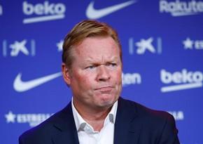 Barcelona may sack its head coach