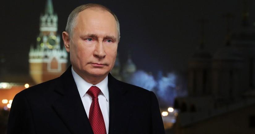 Putin Baydenin ABŞ qoşunlarını Əfqanıstandan çıxarması qərarından danışıb