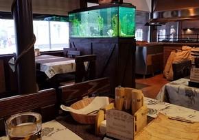 """AQTA """"Korsar"""" restoranında nöqsanlar aşkarladı"""