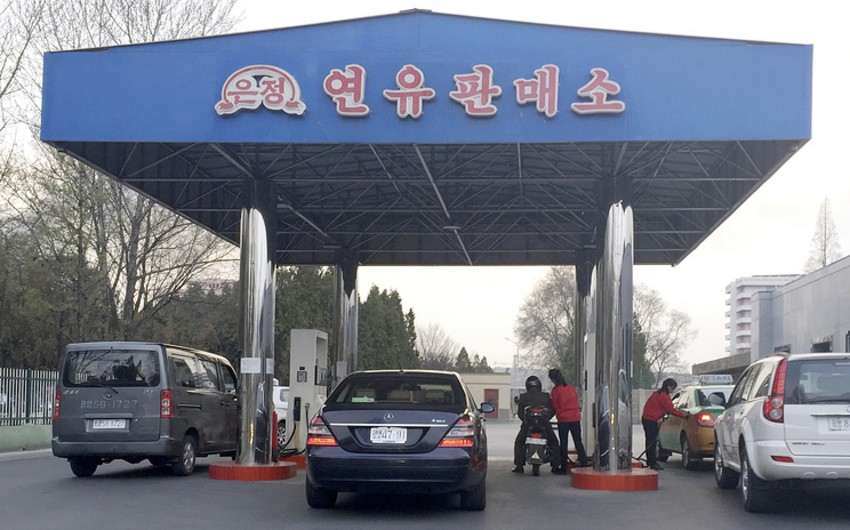 North Korea stops selling petrol to citizens