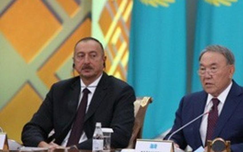 Nursultan Nazarbayev: Əcdadlarımızın tarixi bizi birliyə çağırır