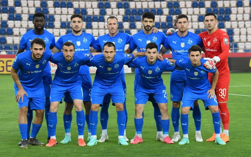 """Dinamo """"Neftçi ilə oyunlar üçün iştirak ərizəsini UEFA-ya təqdim edib"""