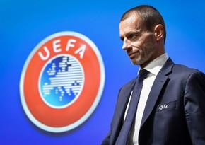 UEFA prezidenti: Avropa çempionatı daha az ölkədə keçirilə bilər
