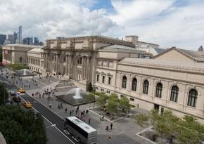 Метрополитен-музей объявил о своем открытии для посетителей