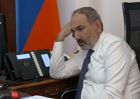 Putin did not reply directly to Pashinyan's letter