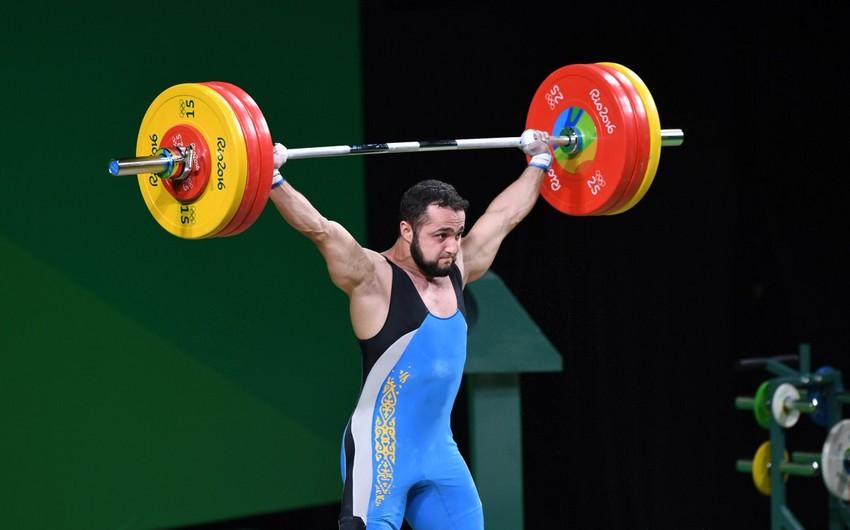 Azərbaycanlı dünya və olimpiya çempionu dopinqə görə cəzalandı