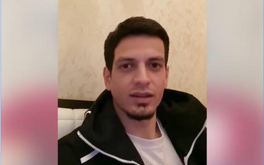 Azərbaycan millisinin futbolçularından koronavirus çağırışı - VİDEO